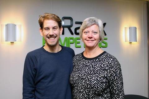 Radix Kompetens har haft besök från Sveriges Riksdag