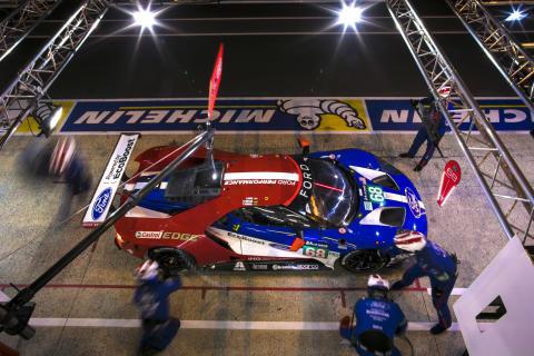 Ford GT 68 til Le Mans