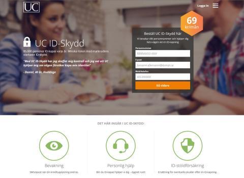 Efter ökade antalet ID-kapningar: Minuc.se byter skepnad och ökar användarvänligheten