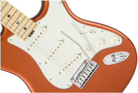 FENDER® INTRODUCES A NEW LEVEL OF PERFORMANCE GUITARS WITH ITS AMERICAN ELITE SERIES