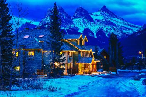 Villa Canmore, Canada