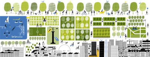 Påminnelse: pressinbjudan till frukostseminarium om Den gröna promenadstaden - en strategi för utveckling av Stockholms parker och natur