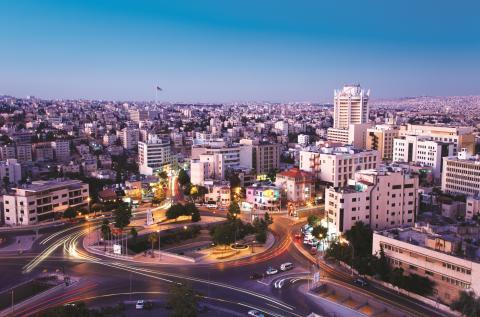 Mærk fortiden i historiske Jordan