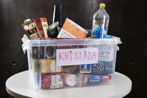 Karlshamns kommun deltar i Krisberedskapsveckan