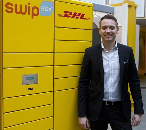 DHL paketautomater – en succé som fortsätter leverera på den svenska marknaden