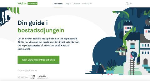 Köpklar ska öka kunskapen bland svenska bostadsspekulanter