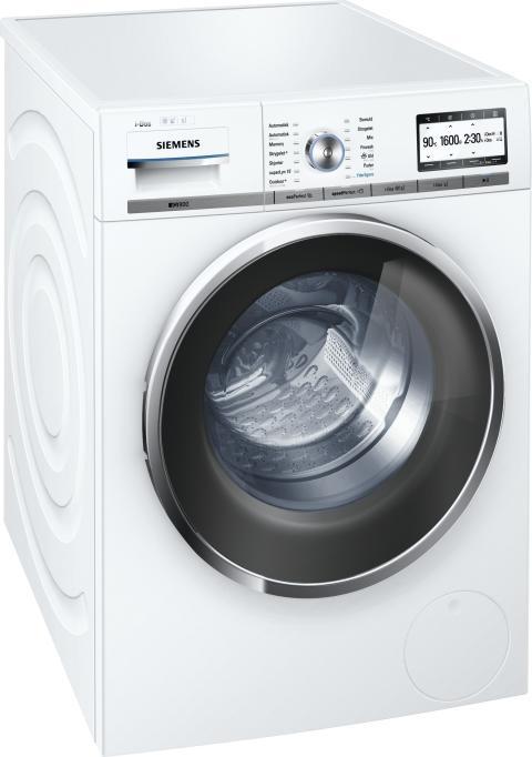 Siemens pesukone sai parhaat pisteet Kuluttaja-lehden testissä