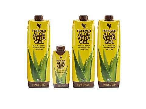 Forever Aloe Vera Gel™ – nyt minikoossa!