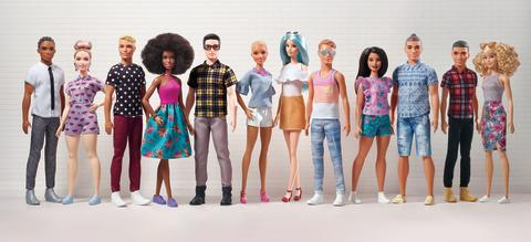 Barbie Fashionistas_The New Crew