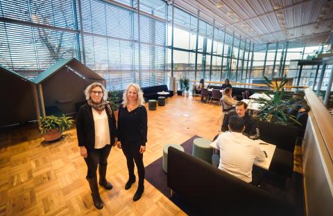 Pressinbjudan återinvigning av Lärcentrum Härnösand