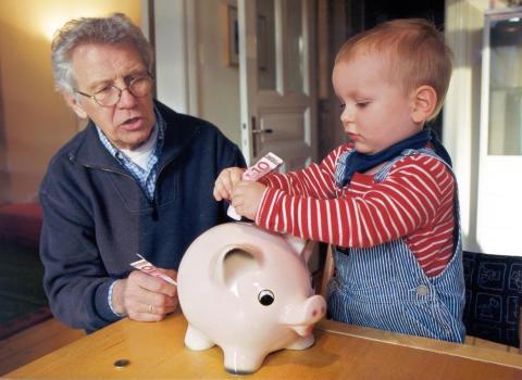 Finanzielles Fundament für die Zukunft legen