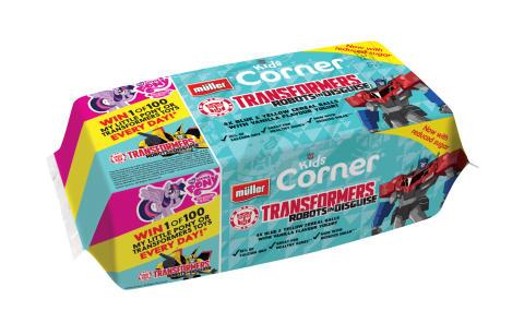 Kids Corner Transformers