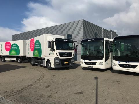 DEKRA udvider vognparken med 23 nye køretøjer