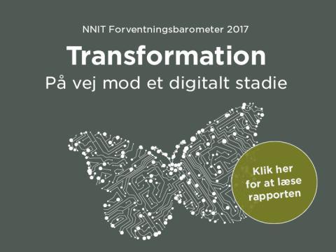 TRANSFORMATION – På vej mod et digitalt stadie