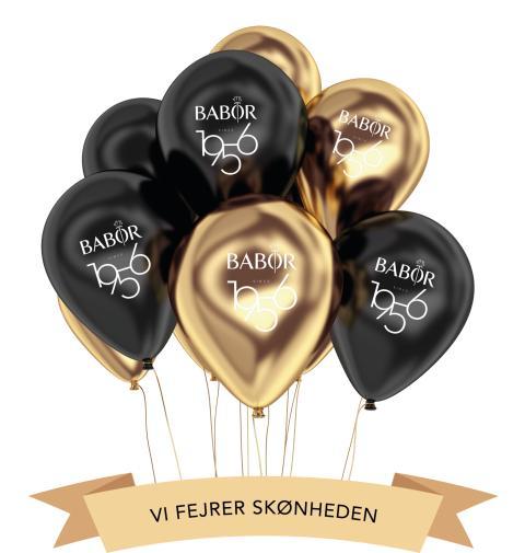 BABOR fejrer 60 år med professionel hudpleje
