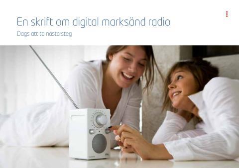 En skrift om digital marksänd radio