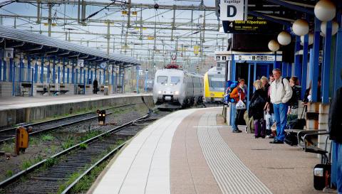 Strukton Rail: Nu arbetar vi vidare för tågens punktlighet