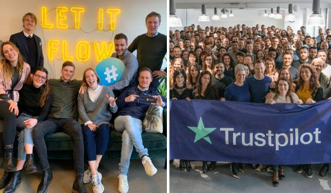 Trustpilot and Flowbox become partners to leverage the power of customer created content