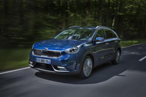 Kia passerer 400.000 solgte biler i Europa
