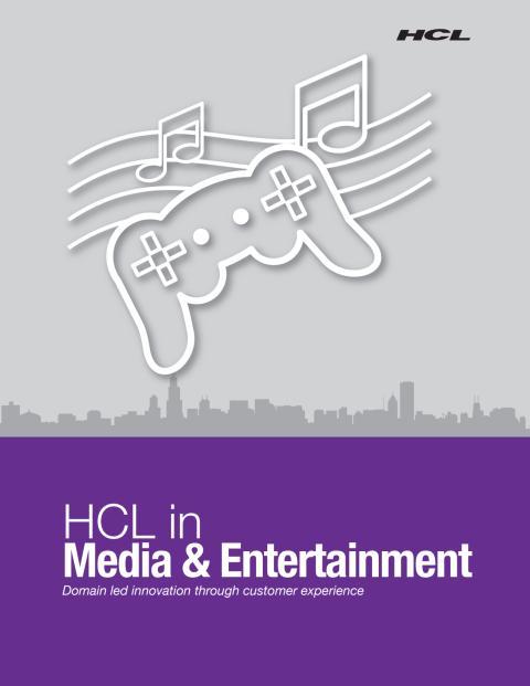 Media&Entertainment - HCL tarjooma