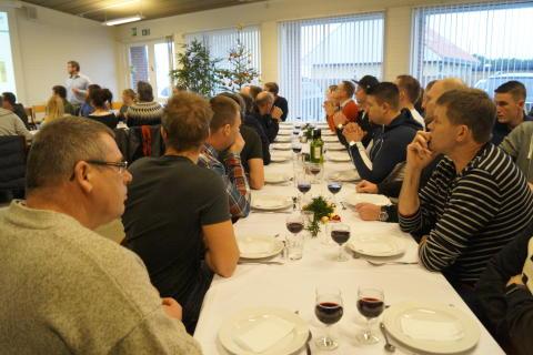 47 nye skibsassistenter klar til Det Blå Danmark