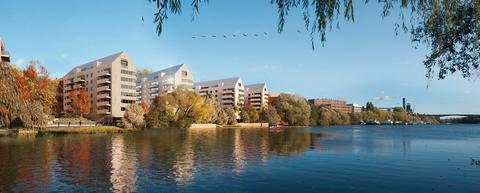 – Ska Sverige klara bostadsbyggandet måste det industriella byggandet öka rejält.