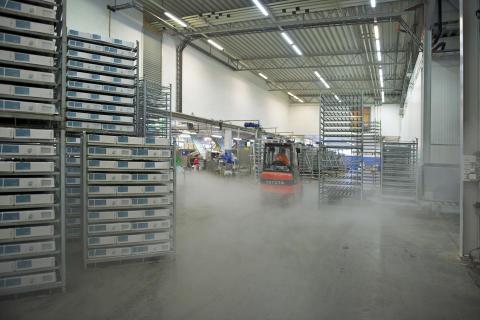 Historisk sterk makrelleksport i oktober