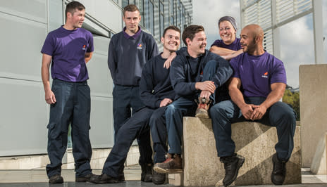 Mitie wins at the South West National Apprenticeship Awards 2016 regional ceremony