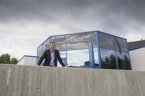 Trond Hagerud blir ny styreleder i Bygg Reis Deg AS