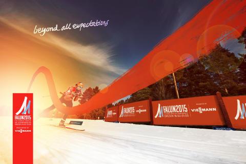 Bluecom AB bygger unik lösning för att maximera publikupplevelsen under SKID-VM 2015 i Falun