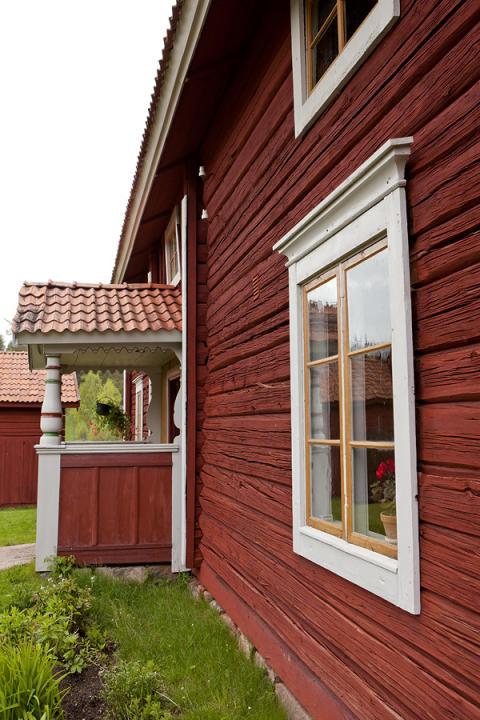 Sammilsgården i Rättvik