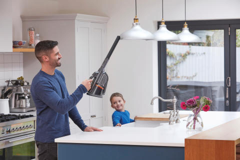 BLACK+DECKER™ dustbuster® Turns 40, Celebrates with New Hand Vacuum