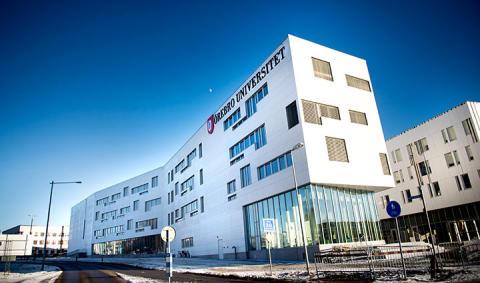 Uppåt för forskningen på Örebro universitet under 2016