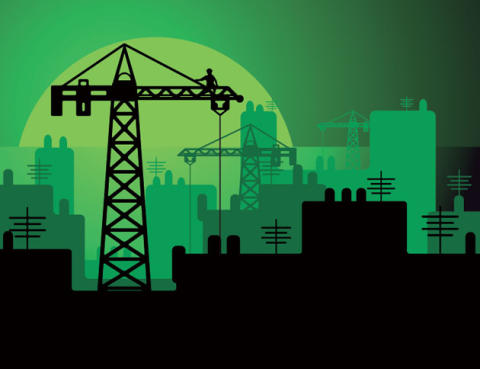 Are UK construction companies really committed to greener and cleaner?