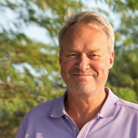 Nils Axing blir General Manager för Forest Food Hall på Expo 2020 i Dubai