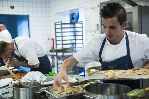 Kokkenes Køkken skal lave personalemaden til 1400 TDC-medarbejdere