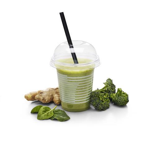 Ginger & Greens – en av sex nya juicesmaker hos 7-Eleven