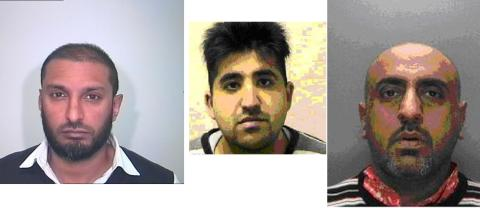Fake company tax fraud gang jailed
