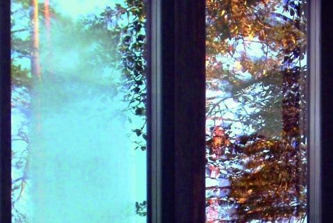 Energieffektiva fönster utan kondens