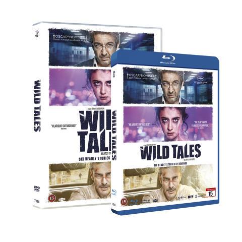 Släpp loss galenskapen när den argentinska mörka komedin WILD TALES släpps på DVD, Blu-Ray och VoD 17 augusti!