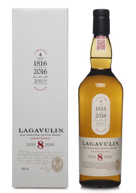 Lagavulin 200 år - Hyllar sitt arv med historisk whisky