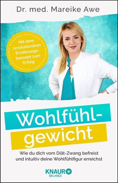 """Cover """"Wohlfühlgewicht"""""""