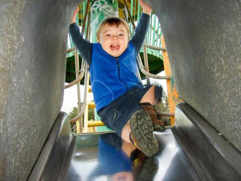 Ny studie om fysiken i förskolebarnens vardag