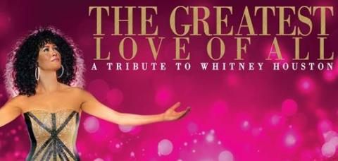 Whitney Houston Show - The Greatest Love of All  -  Till Sverige mars 2020