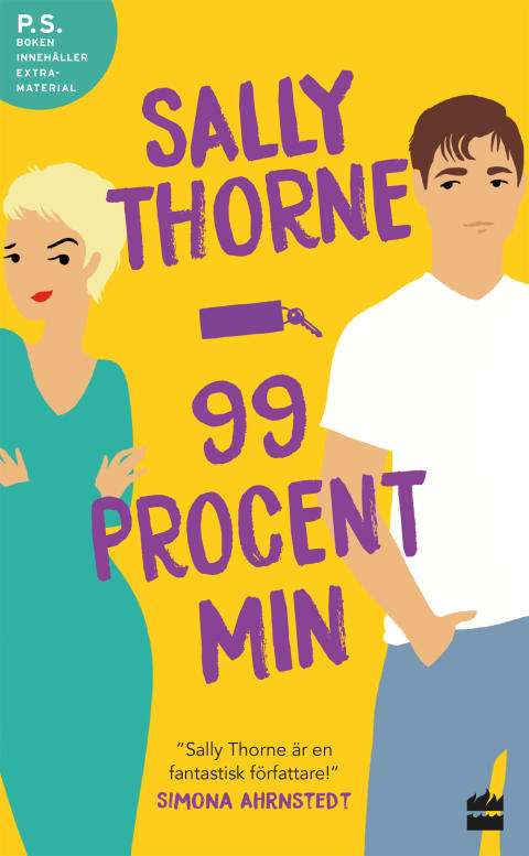 Sally Thorne - 99 procent min