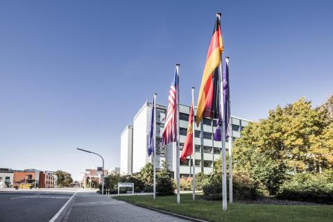 AbbVie Deutschland Standort Ludwigshafen