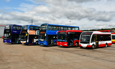 Learn about the North East's buses and their vision for the future this Wednesday, including fun for all the family