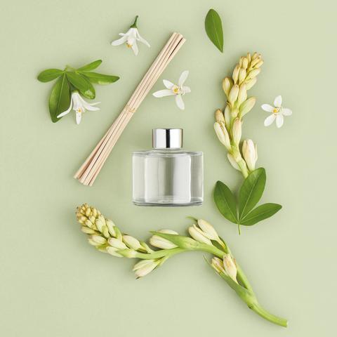 Tuberose & Orange Blossom Reed Diffuser