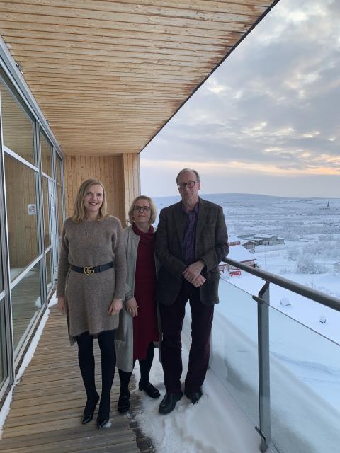 Felles uttalelse fra de nordiske riksarkivarene om å sikre samisk arkivmateriale
