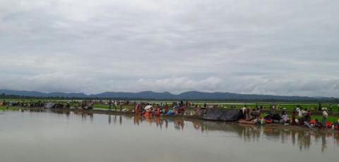 Myanmar: Internationella hjälpinsatser i Rakhine måste tillåtas omedelbart